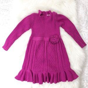 Camilla Sweater Dress Jumper Long Sleeves Romper